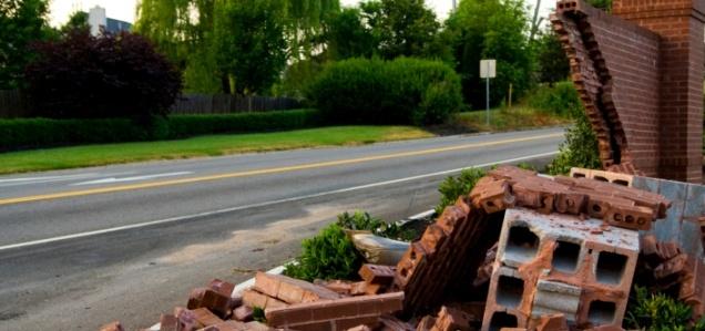Impact Damage Insurance Claim
